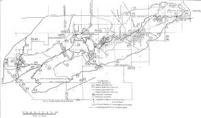 Kingman Arizona Map by South Mountain Maps Through Time Mtbikeaz Com