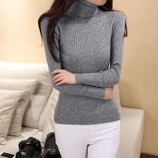 high sweaters wholesale s high collar shirt collar sweaters wool