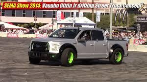 concept ford truck sema show 2014 vaughn gittin jr drifting street truck concept