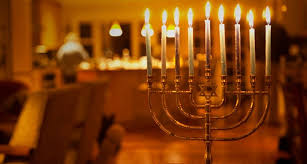 menorah candles candles burning brightly classical mpr
