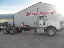 kenworth t800 parts for sale 2012 kenworth t800 cab chassis truck for sale farr west ut