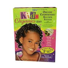 best organic kids no lye relaxer value pack coarse