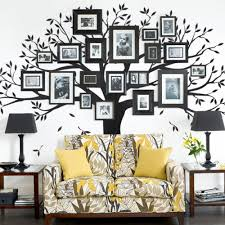 Cool Wall Decals by Family Tree Wall Decal Cool Tree Decals For Wall Home Decor Ideas