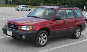 red subaru forester 2000 2003 subaru forester specs and photos strongauto