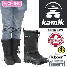 the bay canada womens boots metrotrip rakuten global market kamik greenbay4 w s 1600220