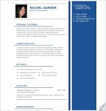 free job resume builder resume template and professional resume