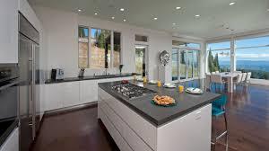 plan de cuisine en quartz comptoir de cuisine granite au sommet