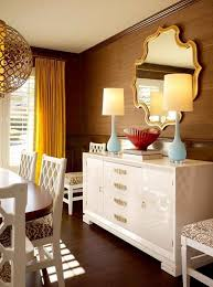 exquisite moroccan dining room design with white cabinet wooden