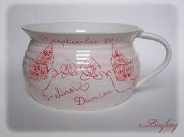 pot de chambre de la le pot de chambre une spécialité peinture et poterie la vie
