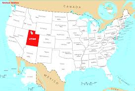 Map Of Arizona And Utah by Where Is Utah Located U2022 Mapsof Net