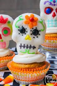 kasey u0027s kitchen spook tacular pumpkin cupcakes with cinnamon