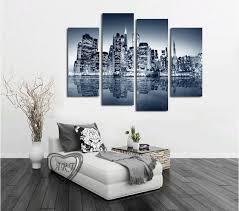 Prints For Home Decor Aliexpress Com Buy High Quality 4 Panels Home Decor Wall Art