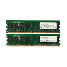 Memory 4gb Pc v7 4gb ddr2 pc2 6400 800mhz 1 8v dimm pc arbeitsspeicher v7k64004gbd