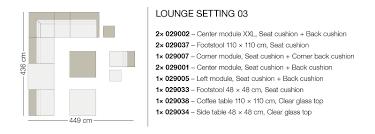 Beach Lounge Chair Dimensions Dedon Furniture Lounge