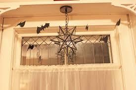 Martha Stewart Halloween Window Silhouettes by While Wearing Heels Happy Halloween
