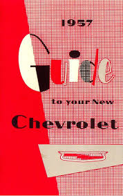 1957 chevy owner u0027s manual 57 chev pinterest car manuals