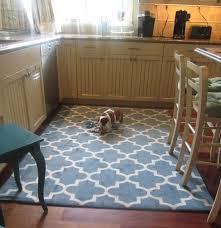 tapis de sol cuisine moderne tapis de sol maison top great page tapis poils courts bleu x cm