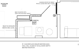planning the basement solving the mechanical closet riddle u2013 our
