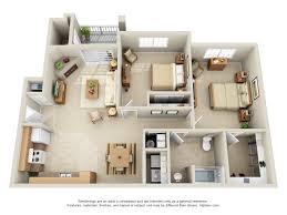 3 Bedroom Apartments Floor Plans by Floor Plans