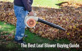 Blower Vaccum The Best Leaf Blower Vacuum And Mulcher Comparison Buying Guide