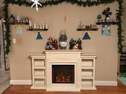 Fireplace Sets Walmart by Southern Enterprises Tennyson Ivory Electric Fireplace With