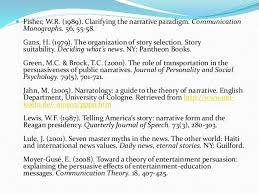 56 narrative selection the new narrative theory made easy by dr iram rizvi