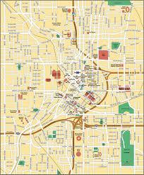 Atlanta County Map Atlanta Map Travelquaz Com
