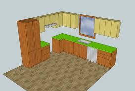 cuisine en 3 d creer sa cuisine en d gratuit inspiration design dessiner cuisine en
