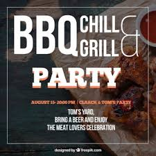 barbecue invitation vectors photos and psd files free download