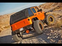 hauk jeep 2011 hauk designs jeep rock raider rear angle 1280x960 wallpaper