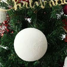 online get cheap styrofoam christmas balls aliexpress com