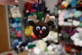 light up reindeer ornament free pattern fromm me to you