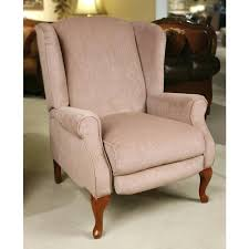 high leg wingback recliner heathgate wingback high leg recliner