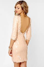 sparkling dresses for new years style pale pink sequin dress new year s dress sparkle and