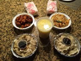 o fr cuisine chicken corn chowder center clockwise fr rt s dumplings