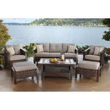 Costco Patio Furniture Cushions Favorite At Costco Santa Ana 6 Piece Deep Seating Set