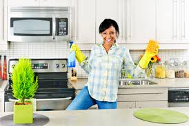 cleaning kitchen tips to help you spring clean your kitchen