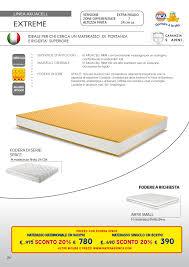 materasso rigido materasso in akuacell portanza rigido h 22