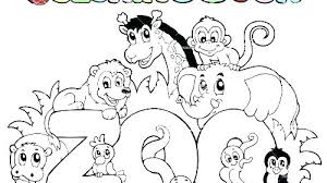 zoo coloring pages preschool coloring pages of zoo animals zoo coloring pages zoo pictures to