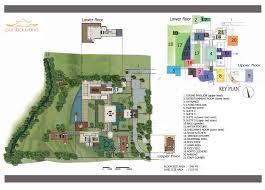 7th heaven house floor plan villa layout villa puri bawana u2013 canggu 6 bedroom luxury villa bali