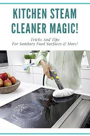 steam cleaning wooden kitchen cabinets kitchen steam cleaner magic tricks and tips for food