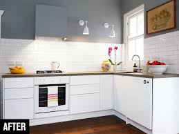 a 1970s kitchen before and after australian handyman magazine