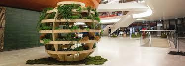 the growroom ikea open sources spherical garden