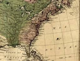 america map before and after and indian war victory in the and indian war 1763 colonial