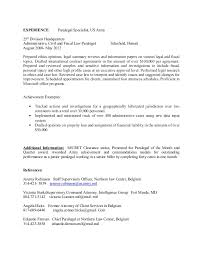 Military Police Resume Examples by Resume Builder Army Army Resume Builder Website Us Army Officer