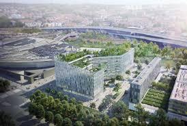 bouygues siege bouygues bâtiment nord est l innovation partagée