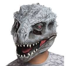 buy jurassic world indominus rex 3 4 mask for kids