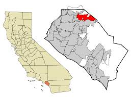 Zip Code Map Orange County by Yorba Linda California Wikipedia