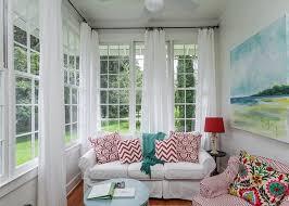 Cottage Style Curtains And Drapes Best 25 Sunroom Curtains Ideas On Pinterest Sunroom Window