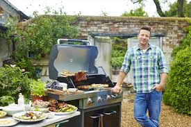 Jamie Oliver Kitchen Design Jamie Oliver Launches Outdoor Living Range For Masters The